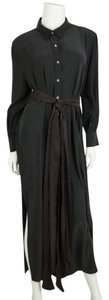 Black Maxi Dress by Koch