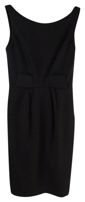 JAX Knit Sleeveless Bow Dress