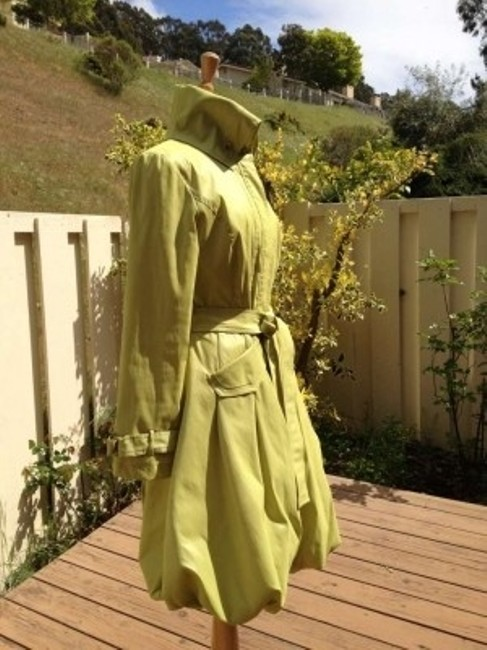 Samuel Dong Trench Coat