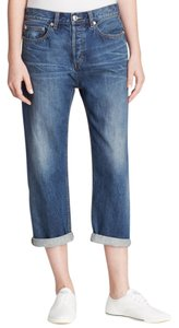 Marc Jacobs Boyfriend Cut Jeans-Distressed