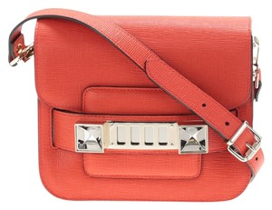 Proenza Schouler Ps11 Leather Cross Body Bag