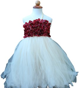 Other Flower Girl Christmas Little Girls Dress