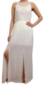& Other Stories short dress white or black on Tradesy