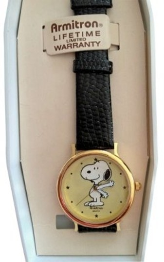 Armitron VINTAGE *NEW* Armitron Peanuts Watch Snoopy Limited Series w/Box