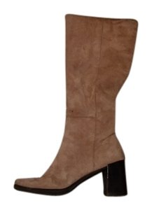 Lord & Taylor cream Boots