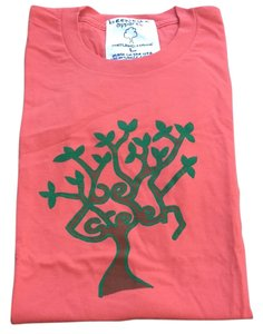Bewelle T Shirt Coral