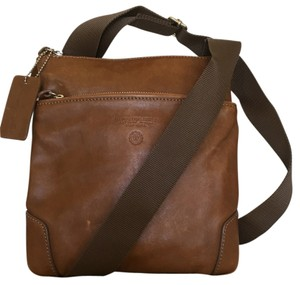A.G. Spalding & Bros. Leather Pad Holder Cross Body Bag