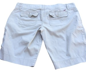 Hollister Bermuda Shorts Khaki tan