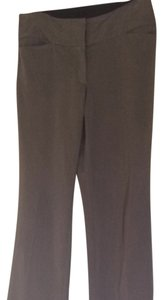 Express Wide Leg Pants Tan