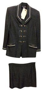 St. John St. John Collection By Marie Gray Skirt Suit