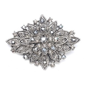 Mariell Silver Best Selling Vintage Floral 471p-hm Brooch/Pin