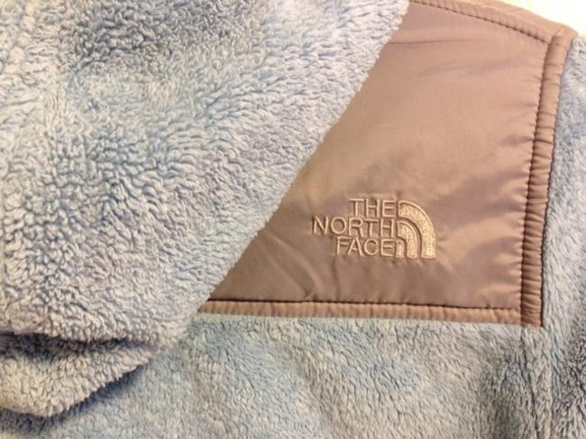 The North Face Light Blue/Gray Jacket