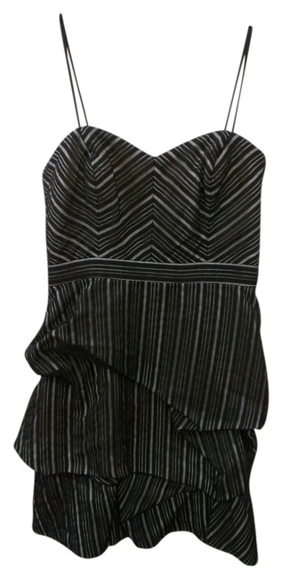 Preload https://item4.tradesy.com/images/max-and-cleo-black-white-striped-ruffled-tiered-gina-taffeta-mini-above-knee-cocktail-dress-size-8-m-1448338-0-0.jpg?width=400&height=650