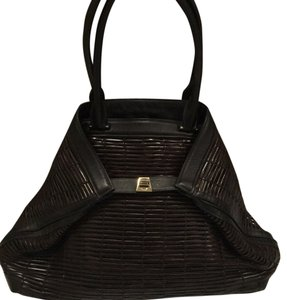 Akris Tote in Brown