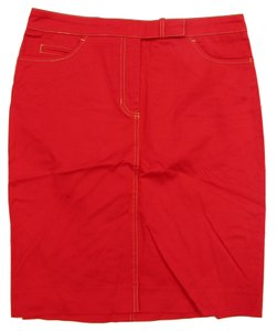 3.1 Phillip Lim Development Philip Skirt Red