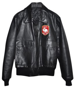 Vintage from the 1980s Racing Leather Jacket