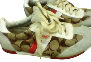 Coach Sneakers Tennis cream Athletic