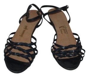 Chaussure Pinet Leather Midnight blue Sandals