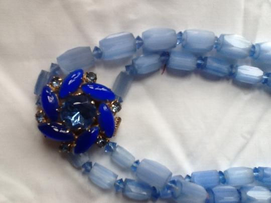 Other Beautiful blues necklace.