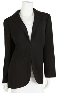 Akris Black Blazer