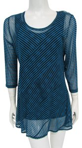 Lynn Ritchie Stripe Polka Dot Tunic