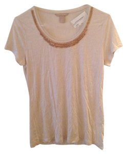 Banana Republic Size S T Shirt Country Beige