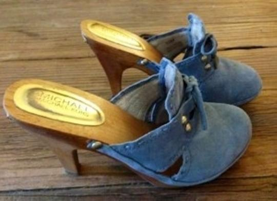 MICHAEL Michael Kors denim blue Mules