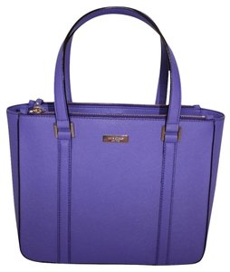 Kate Spade Tote in Aster Purple