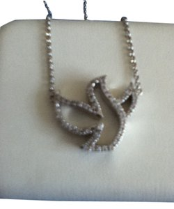 Other Diamond dove necklace