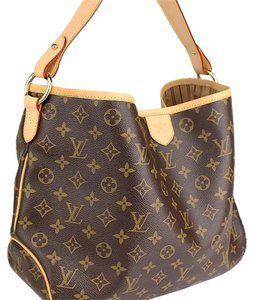 Louis Vuitton Bags Lv Monogram Neverfull Preowned Tote In Brown