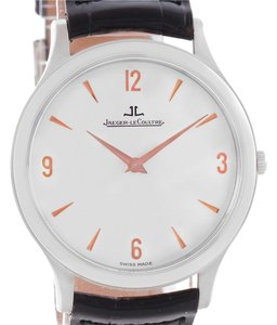 Jaeger-LeCoultre Jaeger Lecoultre Master Platinum Ultra-Thin Limited Watch 145.6.79 Unworn
