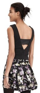 Banana Republic Crop Top Black