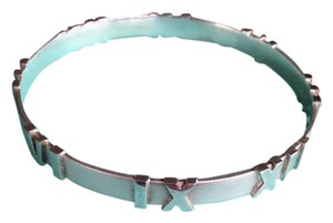 Tiffany & Co. Tiffany Atlas Bangle Bracelet. Really Cute! Sterling Silver