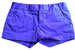Calvin Klein Bermuda Shorts Purple