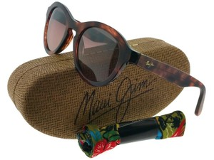 Maui Jim Maui Jim Leia Brown/Rose Lens RS708-26D Polarized Sunglasses