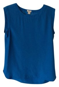 J.Crew Top Cobalt Blue