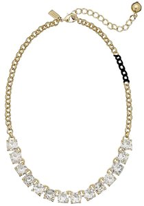 Kate Spade kate spade new york 12k Gold-Plated Crystal Necklace