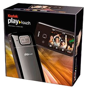 Kodak KODAK PLAY TOUCH video camera in black