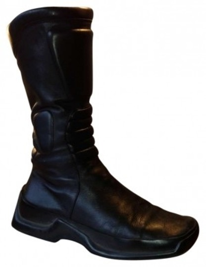 Preload https://img-static.tradesy.com/item/144913/prada-black-pradamotorcyle-style-midcalf-leather-boots75-8-usmade-in-italy-bootsbooties-size-us-75-0-0-540-540.jpg