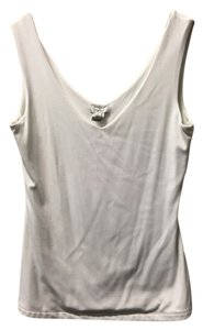Cache Cami Stretchy Top White