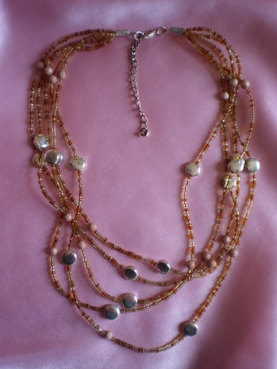 Unknown 5 strand necklace