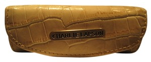 Charlie Lapson Lipstick Holder; Faux Alligator by Charlie Lapson - [ Roxanne Anjou Closet ]