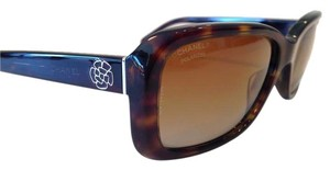 Chanel New Chanel Polarized Camellia 5247 Sunglasses