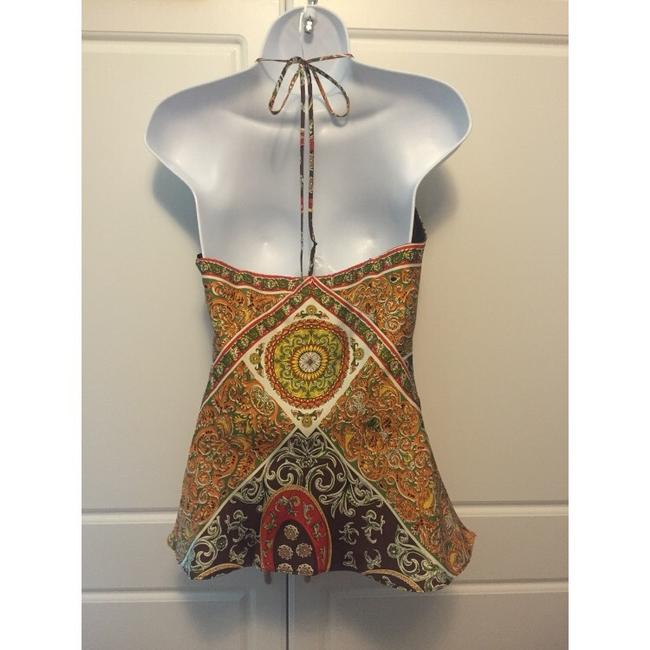 Laundry by Shelli Segal Halter Top Image 1