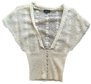 bebe Fashion Style Lace Sweater