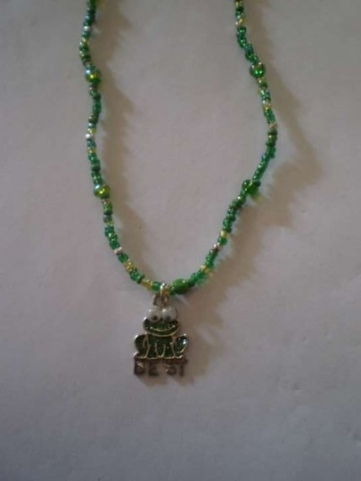Unknown Cute Frog necklace