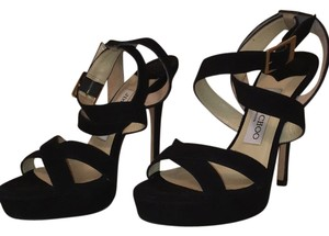 Jimmy Choo Sandal Summer Black Pumps