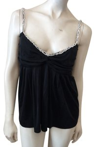 Charles Chang Lima Top Black