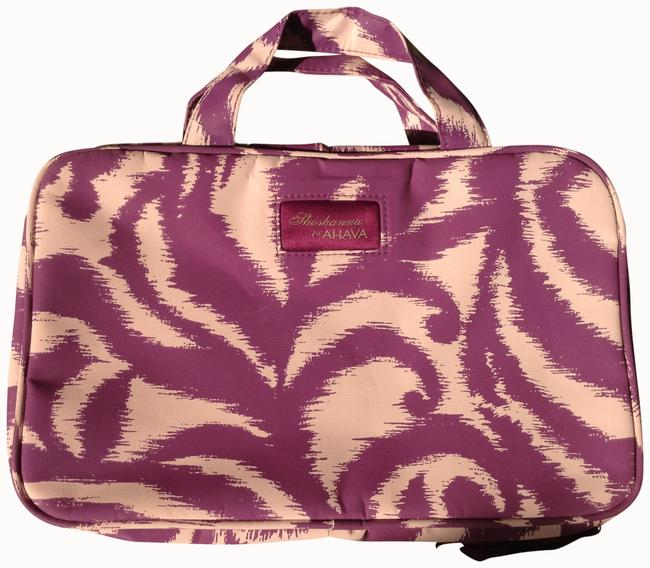 Item - Purple & Pink For Ahava Cosmetic Bag
