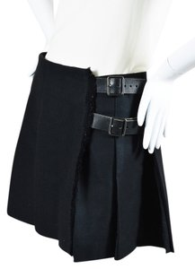 Burberry Alice + Olivia Tory Burch Skirt Black